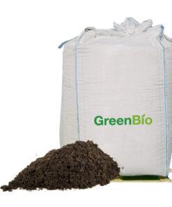 drivhusmuldjord til økologisk dyrkning big-bag